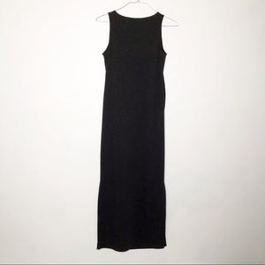 Rachel Zoe Dresses - Rachel Zoe long black sleeveless maternity dress.